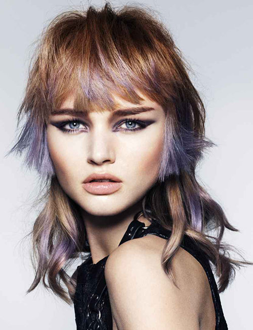 Toni & Guy UAE mid-length hair styles