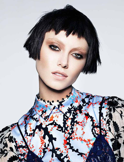 Toni & Guy short hair styles